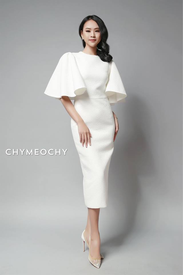 Poeny Dress 1