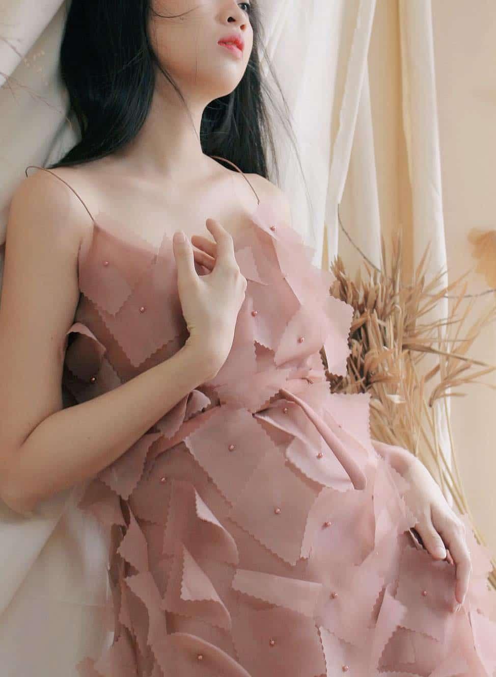 Lieu Ha Trinh x Ellise Dress 1
