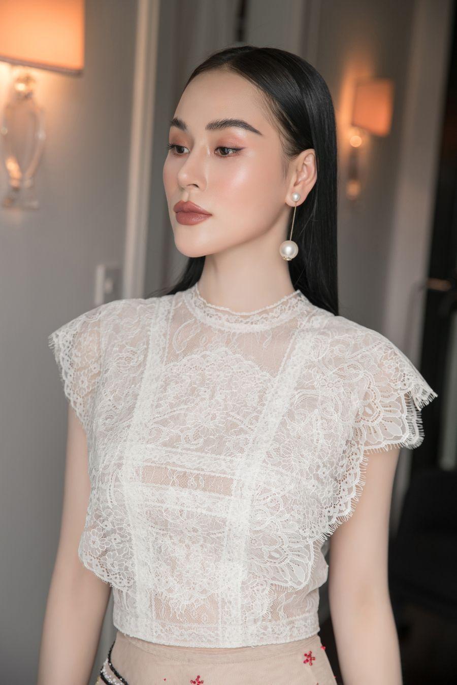 White on white - mặc như thế nào? 17