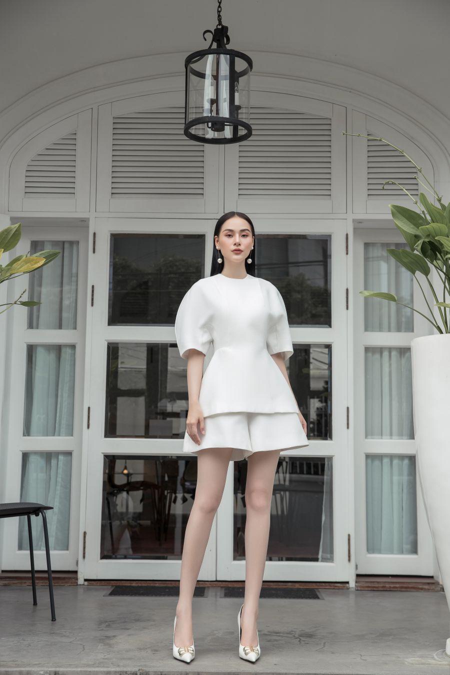 White on white - mặc như thế nào? 5
