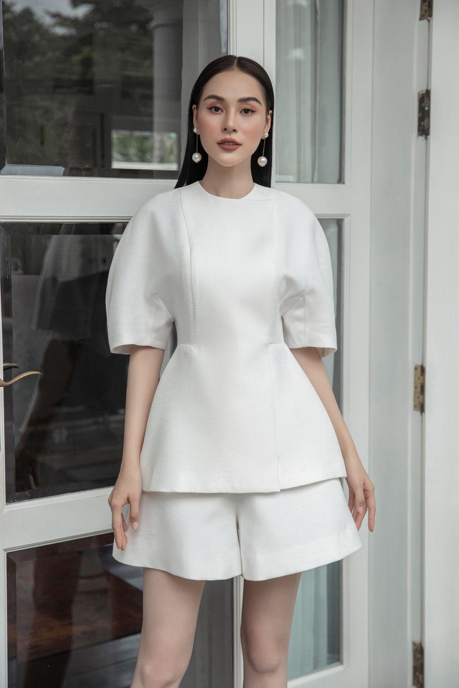 White on white - mặc như thế nào? 4