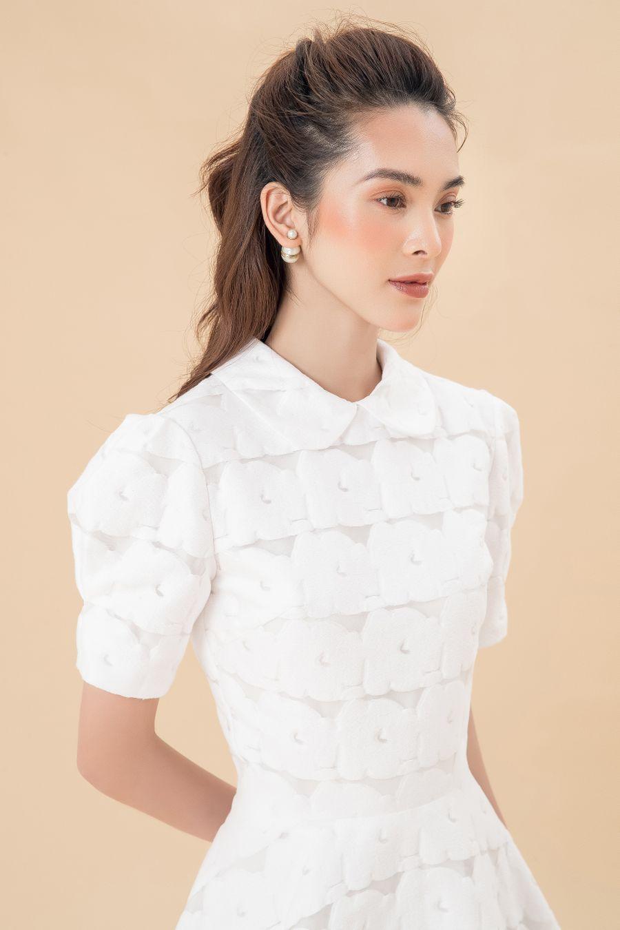 White on white - mặc như thế nào? 7