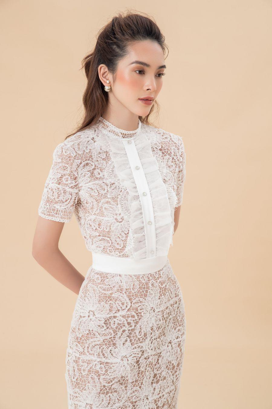 White on white - mặc như thế nào? 15
