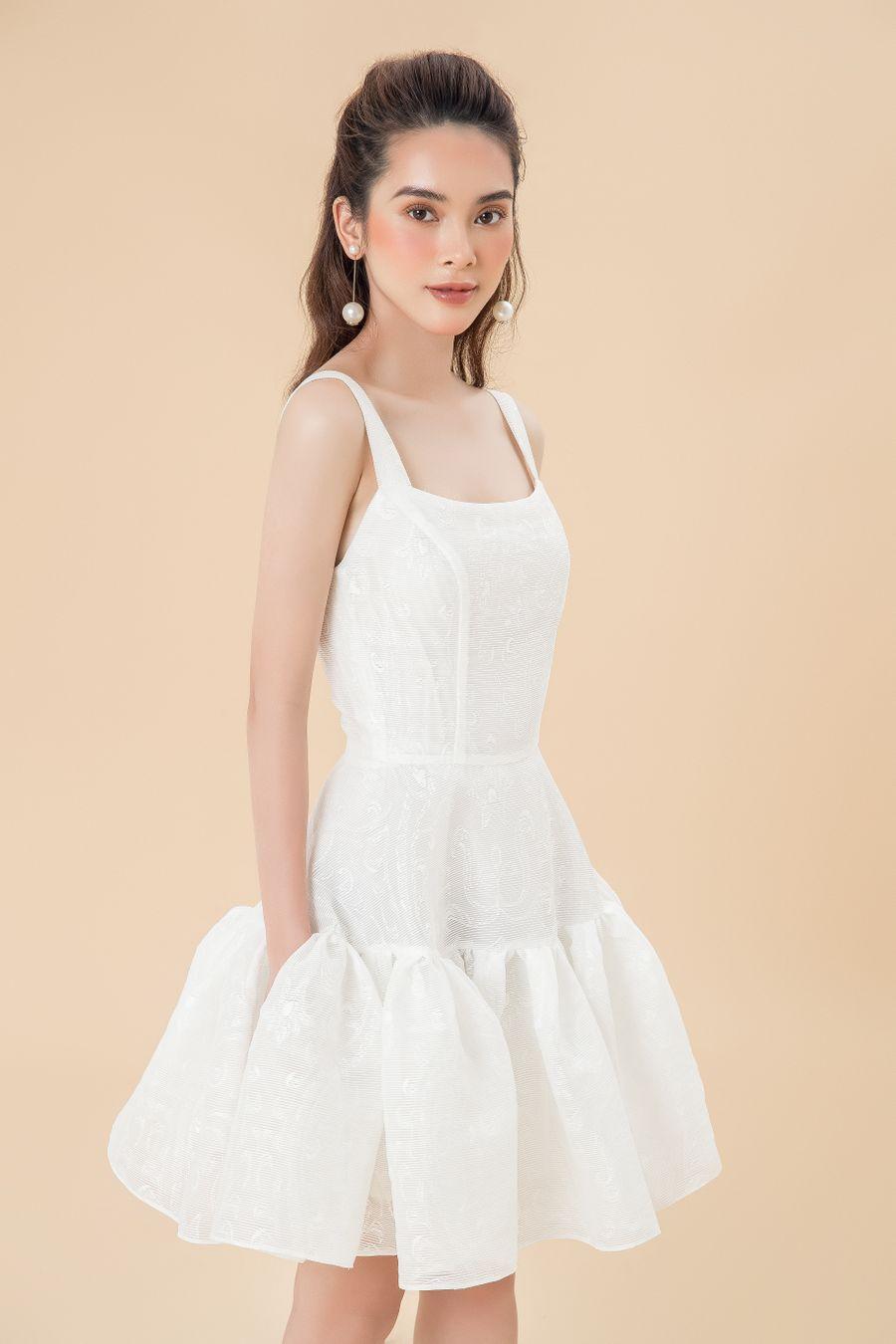 White on white - mặc như thế nào? 10