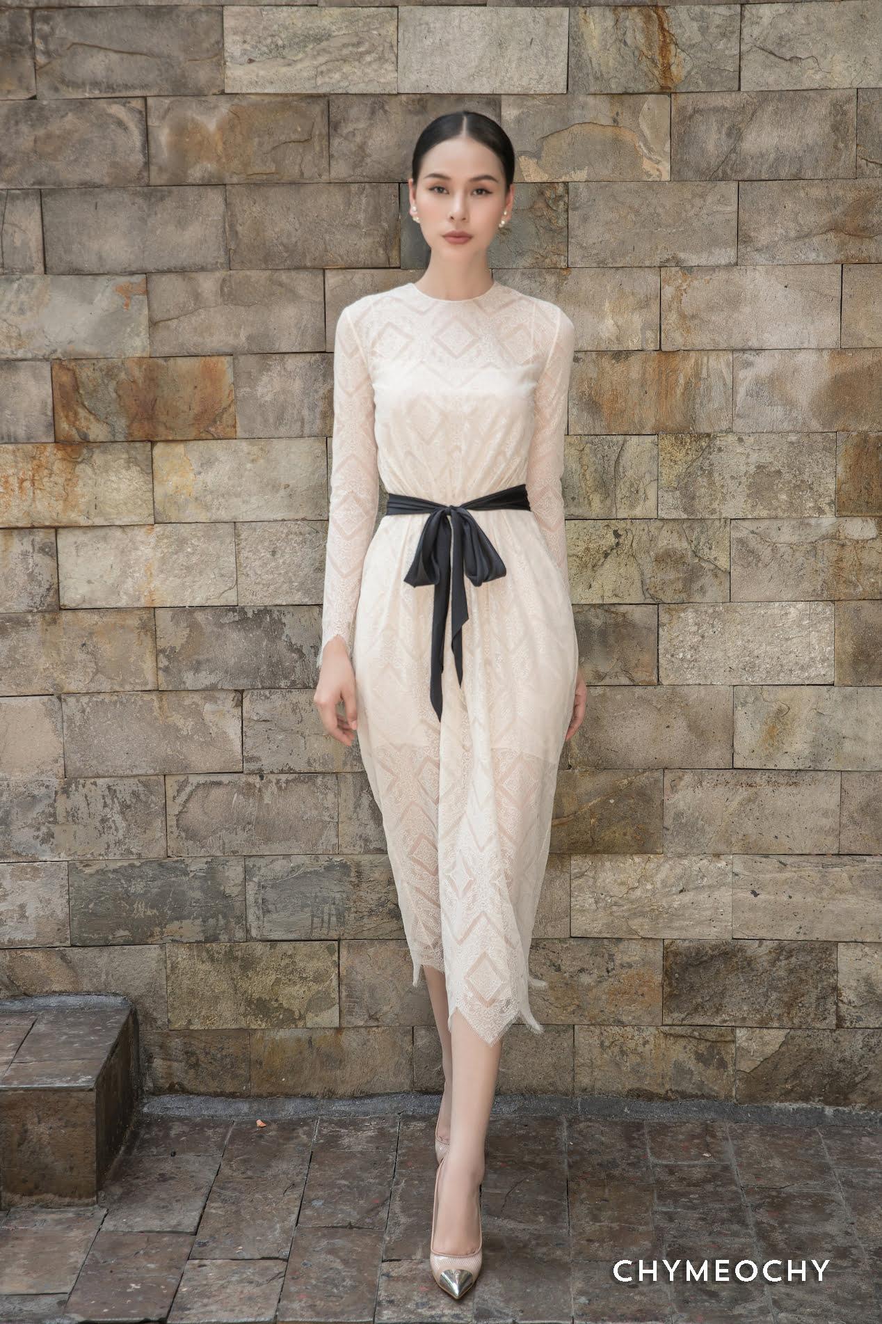 White on white - mặc như thế nào? 6