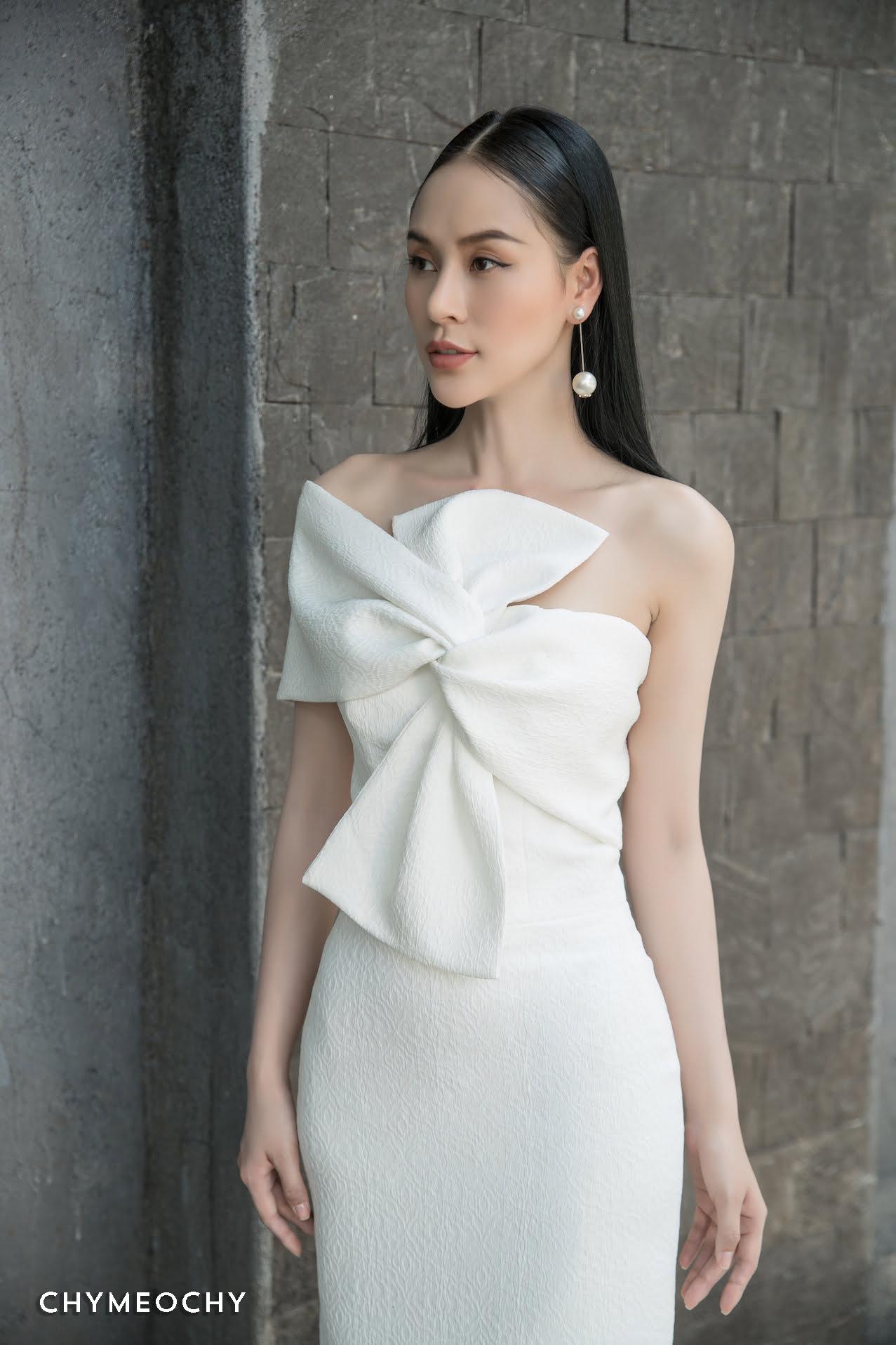 White on white - mặc như thế nào? 13