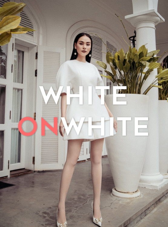 White on white - how to wear? 24